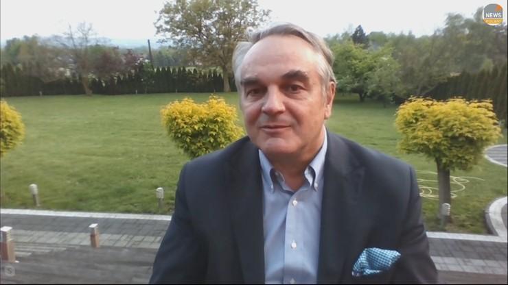 Pawlak: Trzaskowski nie będzie miał łatwo, znany jest tylko w Warszawie