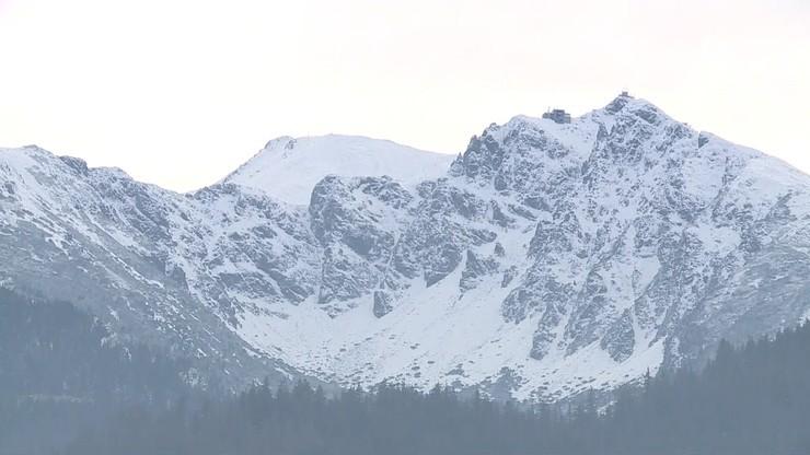 17 stopni mrozu w Bieszczadach. W Tatrach słoneczny weekend