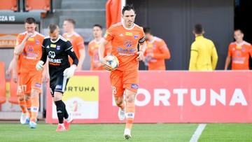 Fortuna 1 Liga: GKS Bełchatów - Bruk-Bet Termalica. Relacja na żywo