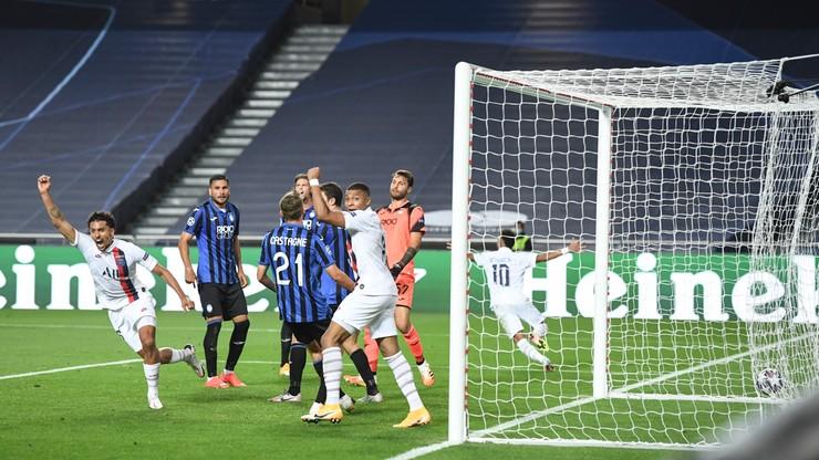 Liga Mistrzów: Atalanta Bergamo - PSG 1:2. Skrót meczu (WIDEO)