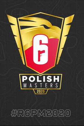 2020-05-15 Rainbow Six Polish Masters na antenie Polsat Games
