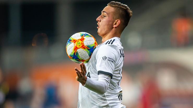 Karbownik wyróżniony przez UEFA. Polak znalazł się na liście talentów