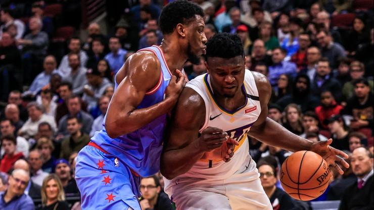 NBA: Rekordowy dorobek Williamsona