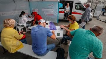 Rosyjska szczepionka na koronawirusa. Pierwsza partia trafi do mieszkańców