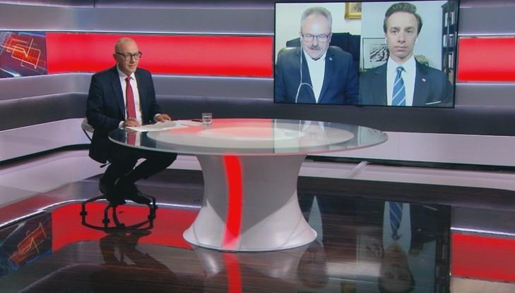 """""""Pełzający zamach stanu"""". Jakubiak o sytuacji wokół wyborów prezydenckich"""