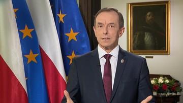 """""""Jakiej Polski chcemy: wolnej i demokratycznej, czy pójdziemy inną drogą"""""""