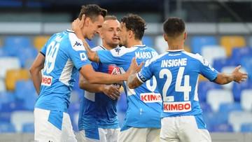 Serie A: Gol Milika w pierwszym kontakcie z piłką. Napoli wygrało rzutem na taśmę