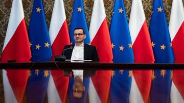 Belka chwalił w Polsat News działania rządu. Premier odpowiedział