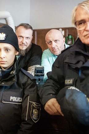 """""""Święty"""" - odcinek 7: Gniew policjanta z Uroczyska"""