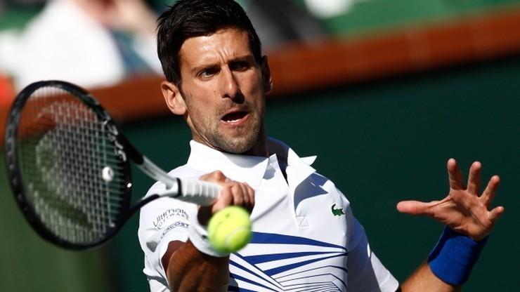 ATP w Tokio: Djokovic pokonał pogromcę Hurkacza