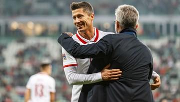 Brzęczek: Lewandowski potwierdził, że jest najlepszym zawodnikiem w Europie