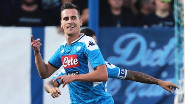 Dyrektor sportowy SSC Napoli: Rozmawiamy o nowym kontrakcie Milika