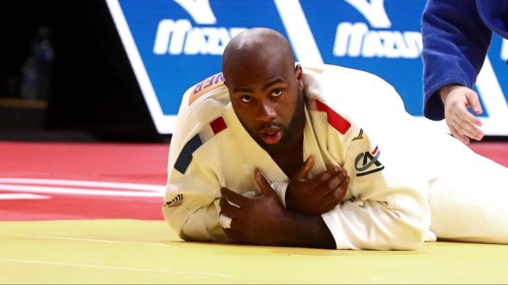 Francuski judoka przegrał pierwszą walkę od prawie 10 lat
