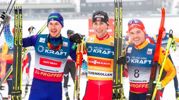 PŚ w kombinacji: Zwycięstwo Riibera w ostatnich zawodach sezonu