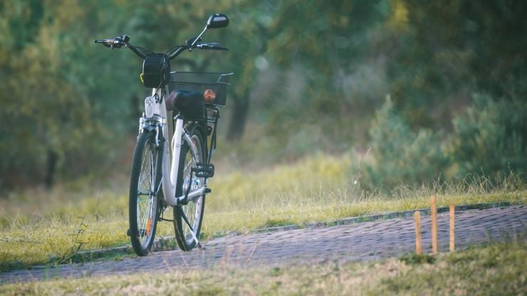 Narkotyki ukrywał w rowerze. Dealer aresztowany