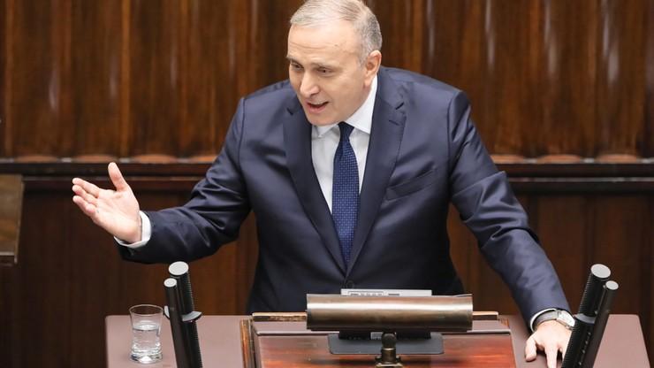 Schetyna: wybór Tuska na szefa EPL pozbawił opozycję najważniejszego kandydata na prezydenta