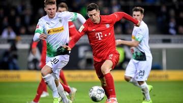 Bayern i Lewandowski o przełamanie z Werderem