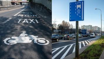 Warszawa: motocykle od wiosny legalnie na wszystkich buspasach