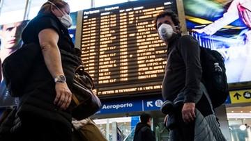 Pasażerowie z Chin i Włoch będą mieć mierzoną temperaturę