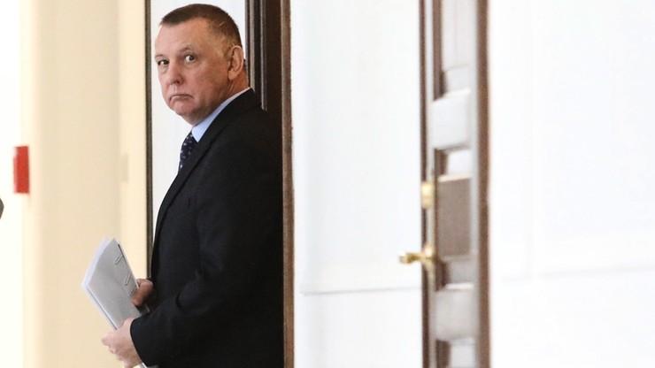 Zażalenie na przeszukanie gabinetu prezesa NIK skierowane do sądu