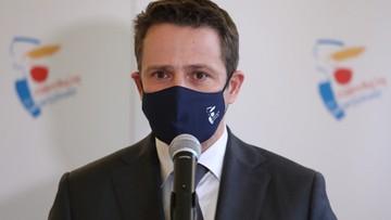 Trzaskowski grozi zawieszeniem wsparcia finansowego Policji. Jest odpowiedź KSP
