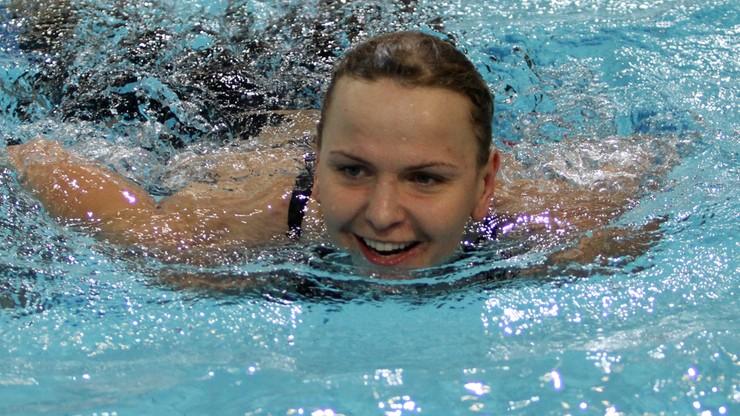 W Szczecinie rusza Otylia Swim Cup. Gościem wicemistrz świata
