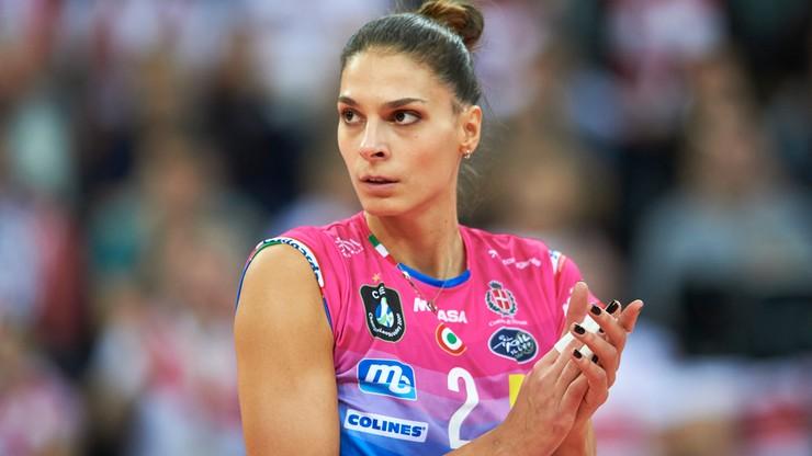 Jovana Brakocević-Canzian: Na każdym treningu muszę udowadniać dlaczego nazywają mnie jedną z najlepszych