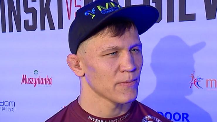 Skibiński: Mój rywal jest kompletnym zawodnikiem