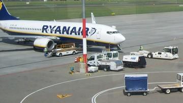 Samolot z Mediolanu wylądował w Poznaniu. Jest oświadczenie ws. zdrowia pasażerów