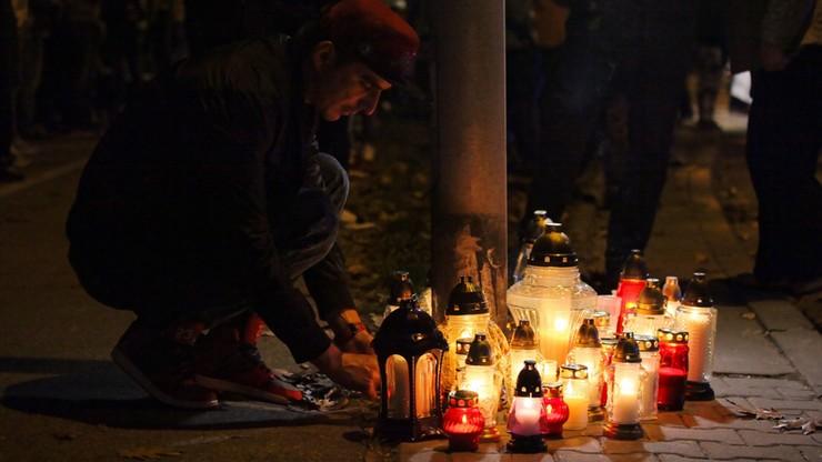 Żona 33-latka, który zginął pod kołami bmw zabrała głos. Apeluje do rodziców