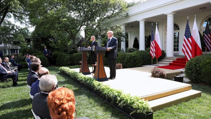 """""""Polska gotowa na amerykańskich żołnierzy"""". Jakie ustalenia zapadły w Białym Domu?"""