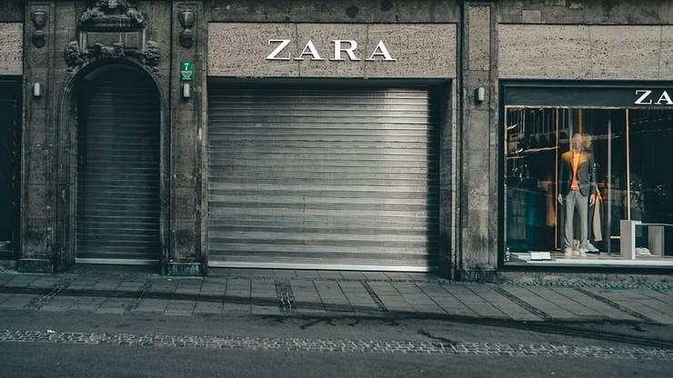 Zara zamknie 1200 sklepów. Głównie w Azji i Europie