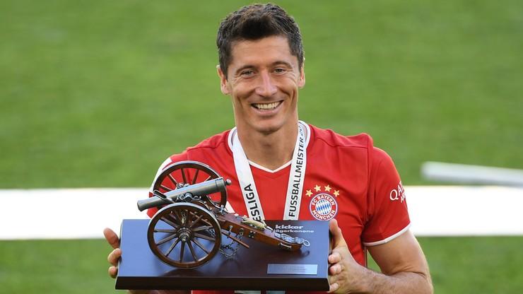 Bundesliga: Klasyfikacja strzelców sezonu 2019/20
