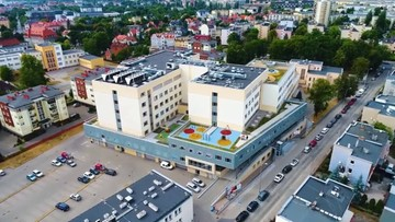 Personel szpitala dziecięcego w Bydgoszczy zakażony koronawirusem