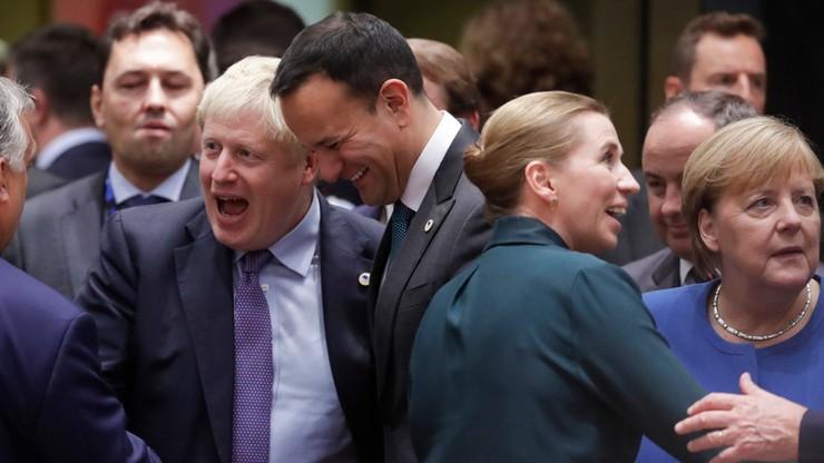 Przywódcy krajów unijnych poparli porozumienie ws. brexitu