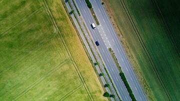 Ustawka kiboli na autostradzie. Pojawiło się nowe nagranie