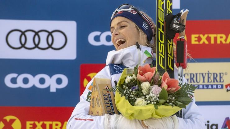 Tour de Ski: Johaug najlepsza w biegu na 10 km w Dobbiaco, Marcisz 36.