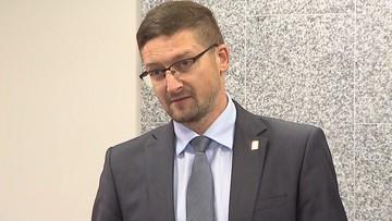"""Juszczyszyn nie pojedzie do Kancelarii Sejmu? """"Nie będę płacić za łamanie prawa"""""""