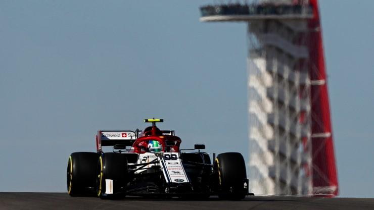 Formuła 1: Giovinazzi zostaje w Alfa Romeo, skład teamu bez zmian
