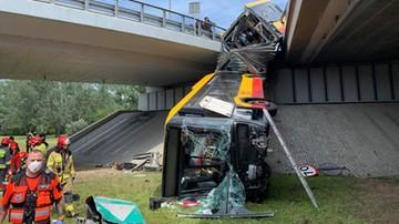 Wypadek autobusu w Warszawie. Jest zażalenie na areszt dla kierowcy