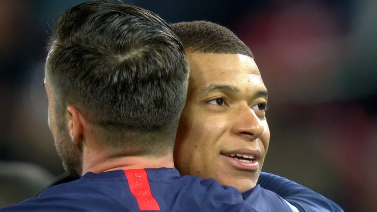 Puchar Francji: Pewny awans PSG do półfinału - Polsat Sport
