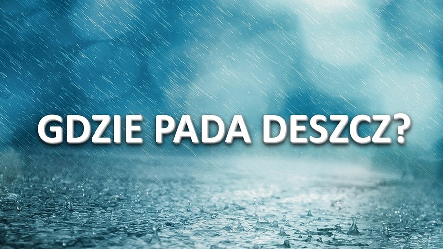Pogoda na żywo: Co się teraz dzieje nad Polską? Śledź to na mapach!