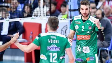 2019-11-08 PlusLiga: Indykpol AZS Olsztyn - GKS Katowice. Transmisja w Polsacie Sport