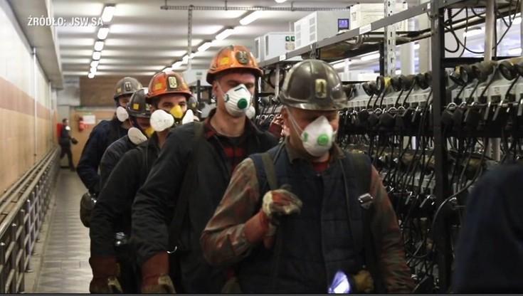 Kiedy górnicy wrócą do pracy w kopalniach? Deklaracja Jacka Sasina