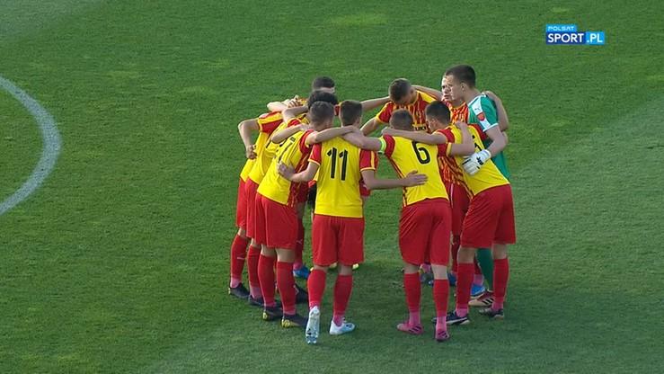 Korona Kielce - Real Saragossa 1:4. Skrót meczu