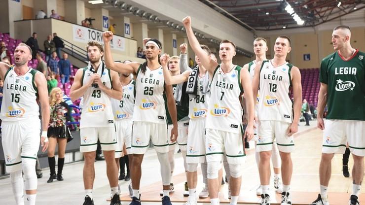 EBL: Legia liczy na pierwsze zwycięstwo, pomóc ma Michalak