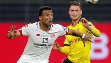 Bundesliga: Nieudany występ Piszczka, sensacja w Dortmundzie