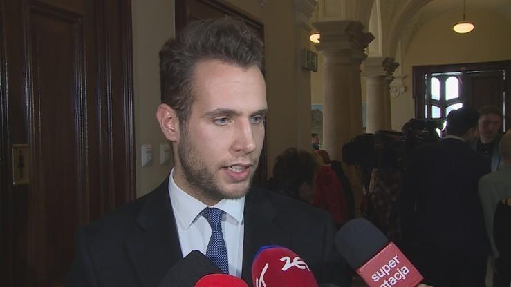 Kanthak: Michał Wójcik kandydatem Solidarnej Polski na ministra w KPRM