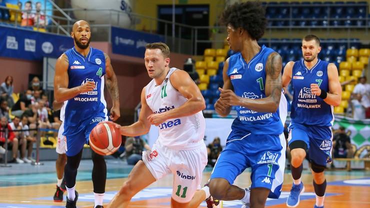 Energa Basket Liga: Anwil Włocławek - Arged BMSlam Stal Ostrów Wielkopolski. Transmisja meczu w Polsacie Sport