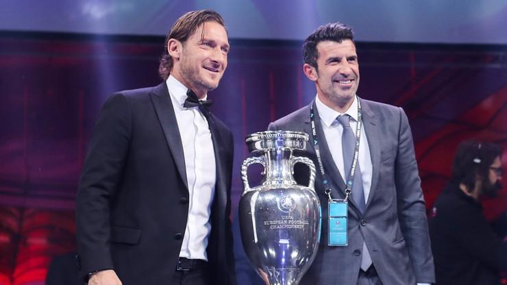 """Totti był o krok od dołączenia do giganta. """"Chcieli mnie za Figo"""""""